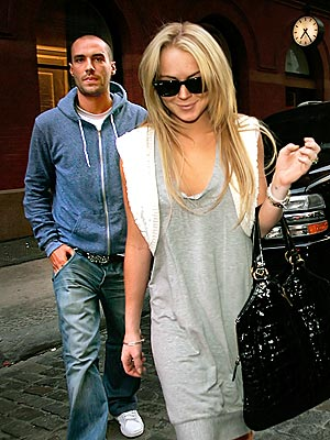 MR. NICE GUY photo | Lindsay Lohan