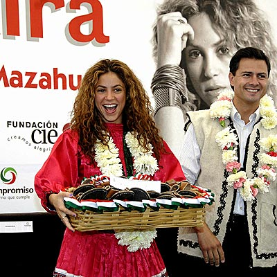 DO-GOODER  photo | Shakira