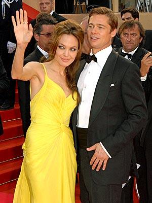 'OCEAN' OF LOVE photo | Angelina Jolie, Brad Pitt