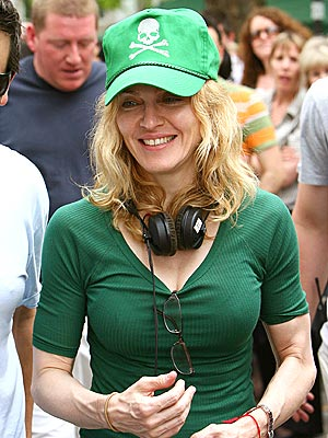 A LITTLE GREEN photo | Madonna