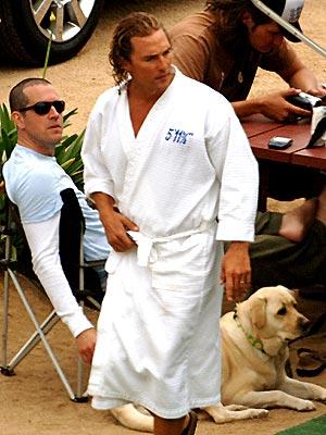 IN HIS ZONE photo | Matthew McConaughey
