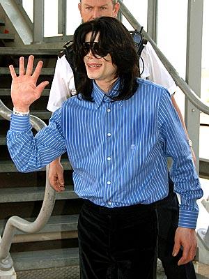 LONDON CALLING photo | Michael Jackson