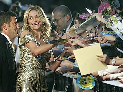 SIGN UP photo | Cameron Diaz
