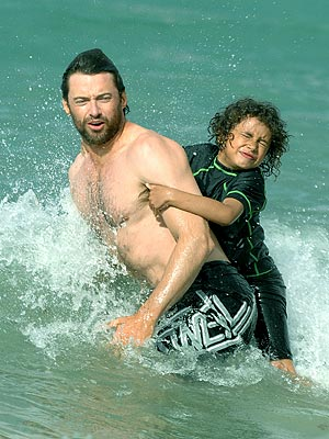 WAVE RUNNER photo | Hugh Jackman