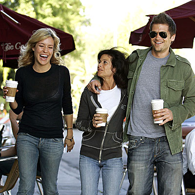 THREE CUPS photo | Kristin Cavallari, Nick Zano