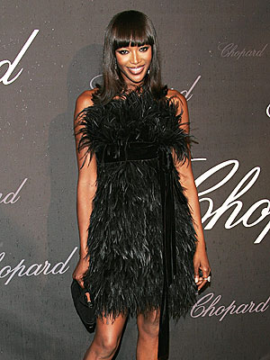 FLOCKING FABULOUS photo | Naomi Campbell