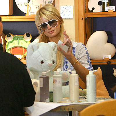 CARE BEAR photo | Paris Hilton
