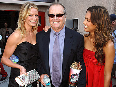 LADIES' MAN photo | Cameron Diaz, Jack Nicholson, Jessica Alba