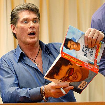 TELLING TALES photo | David Hasselhoff