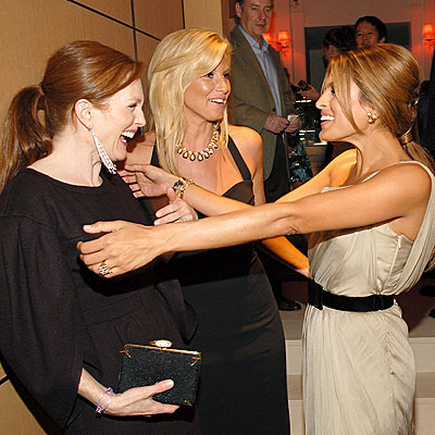 GIRLS' BEST FRIEND photo | Eva Mendes, Faith Hill, Julianne Moore