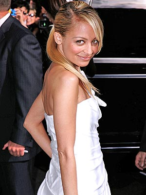 BRAVE FACE photo | Nicole Richie