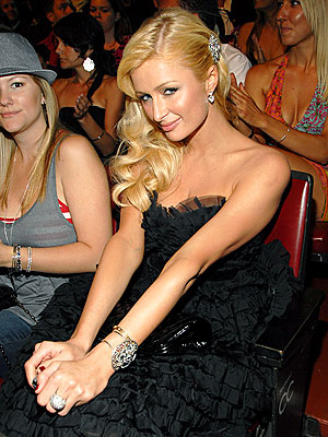 THE HOT SEAT photo | Paris Hilton