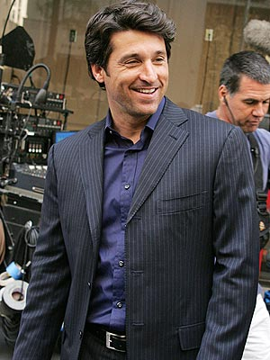 RULES OF ENGAGEMENT photo | Patrick Dempsey