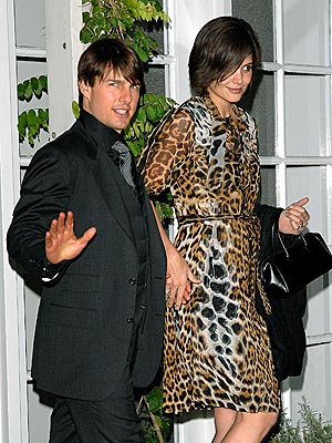 A CUT ABOVE photo | Katie Holmes, Tom Cruise