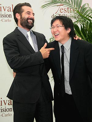 HEROES' WELCOME photo | Adrian Pasdar, Masi Oka
