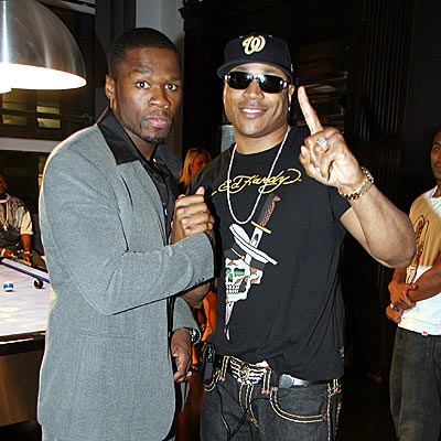 HIP-HOP STYLE  photo | 50 Cent, LL Cool J