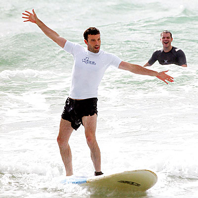 WAVE RUNNER photo | Ben Affleck