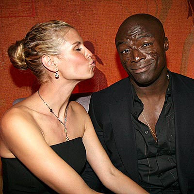 PUCKER UP photo | Heidi Klum, Seal