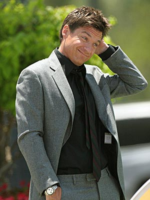 AN 'ARRESTING' LOOK photo | Jason Bateman