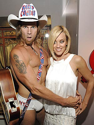 ODD COUPLE  photo | Jenny McCarthy
