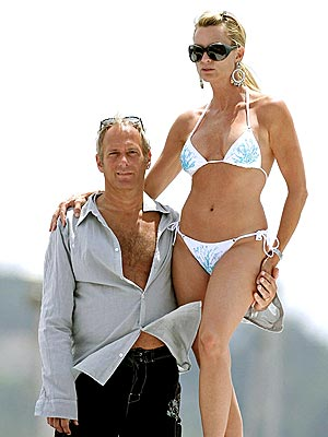 FIRST MATES photo | Michael Bolton, Nicollette Sheridan