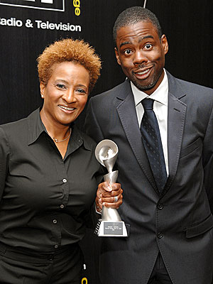 STAND-UP CITIZENS  photo | Chris Rock, Wanda Sykes