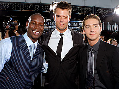 TOY SOLDIERS photo | Josh Duhamel, Shia LaBeouf, Tyrese