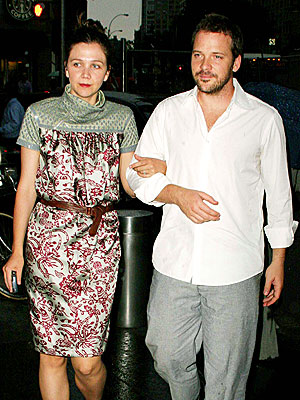 ONE NIGHT ONLY photo | Maggie Gyllenhaal, Peter Sarsgaard