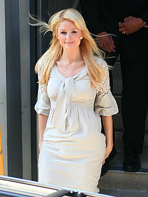 LOOK WHO'S TALKING photo | Paris Hilton