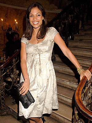 SOCIETY GIRL  photo | Rosario Dawson