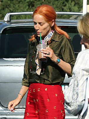 GUESS THE REDHEAD photo | Sharon Stone