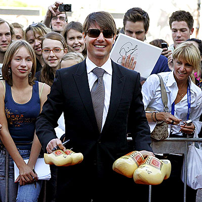 GOING DUTCH photo | Tom Cruise
