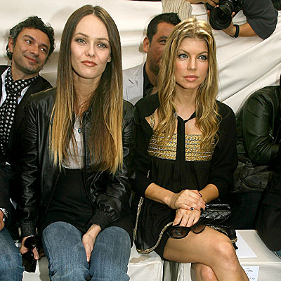 CHANNELING CHANEL photo | Fergie, Vanessa Paradis