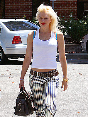 STAR IN STRIPES  photo | Gwen Stefani