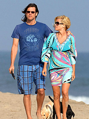 PACK OF FOUR photo | Jenny McCarthy, Jim Carrey