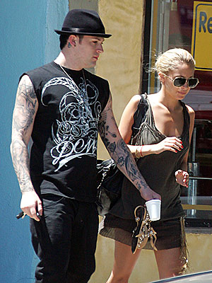 SOME KIND OF WONDERFUL photo | Joel Madden, Nicole Richie
