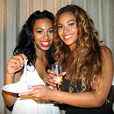 IT'S HER B'DAY!  photo | Beyonce Knowles, Solange Knowles