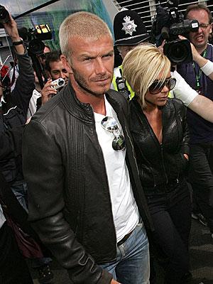 NEED FOR SPEED photo | David Beckham, Victoria Beckham