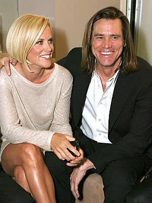 HAPPILY DATING photo | Jenny McCarthy, Jim Carrey