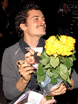 IN BLOOM photo | Orlando Bloom