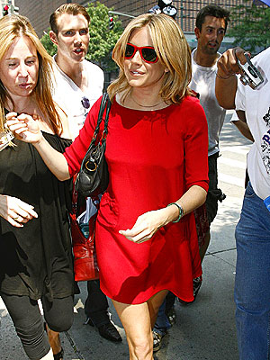 LADY IN RED  photo | Sienna Miller