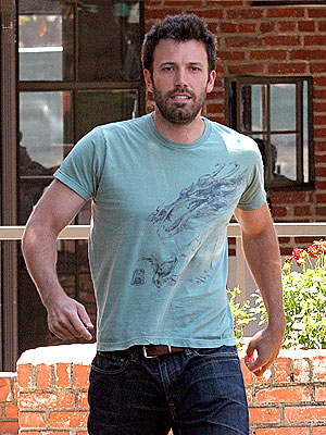 SCRUFFY APPEAL photo | Ben Affleck