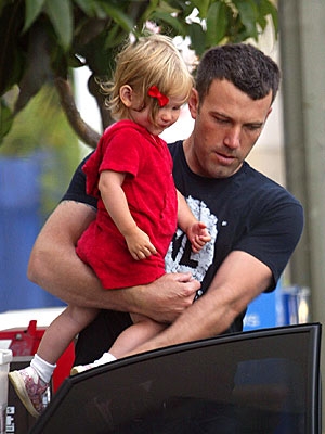 DADDY DAYCARE photo | Ben Affleck