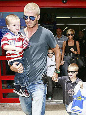 A TOY STORY photo | David Beckham
