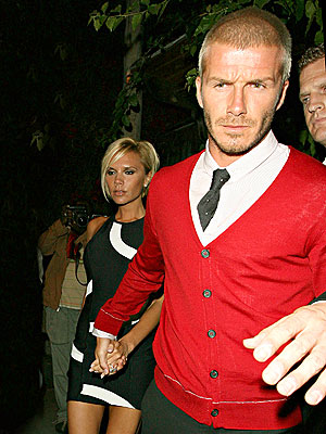 PERSONAL BODYGUARD photo | David Beckham, Victoria Beckham