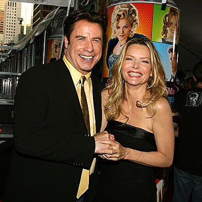 DOUBLE HAPPINESS  photo | John Travolta, Michelle Pfeiffer