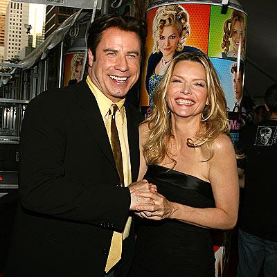 DOUBLE HAPPINESS  photo | John Travolta, Michelle Pfeiffer