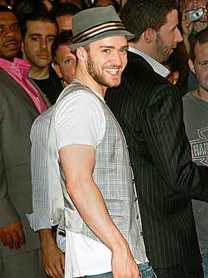 SOUTHERN COMFORT photo | Justin Timberlake
