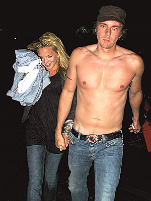 COVER GIRL photo | Dax Shepard, Kate Hudson