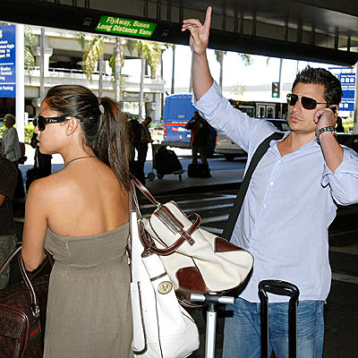 ALL HAIL! photo | Nick Lachey, Vanessa Minnillo